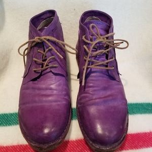 A.S.98 Purple Boots